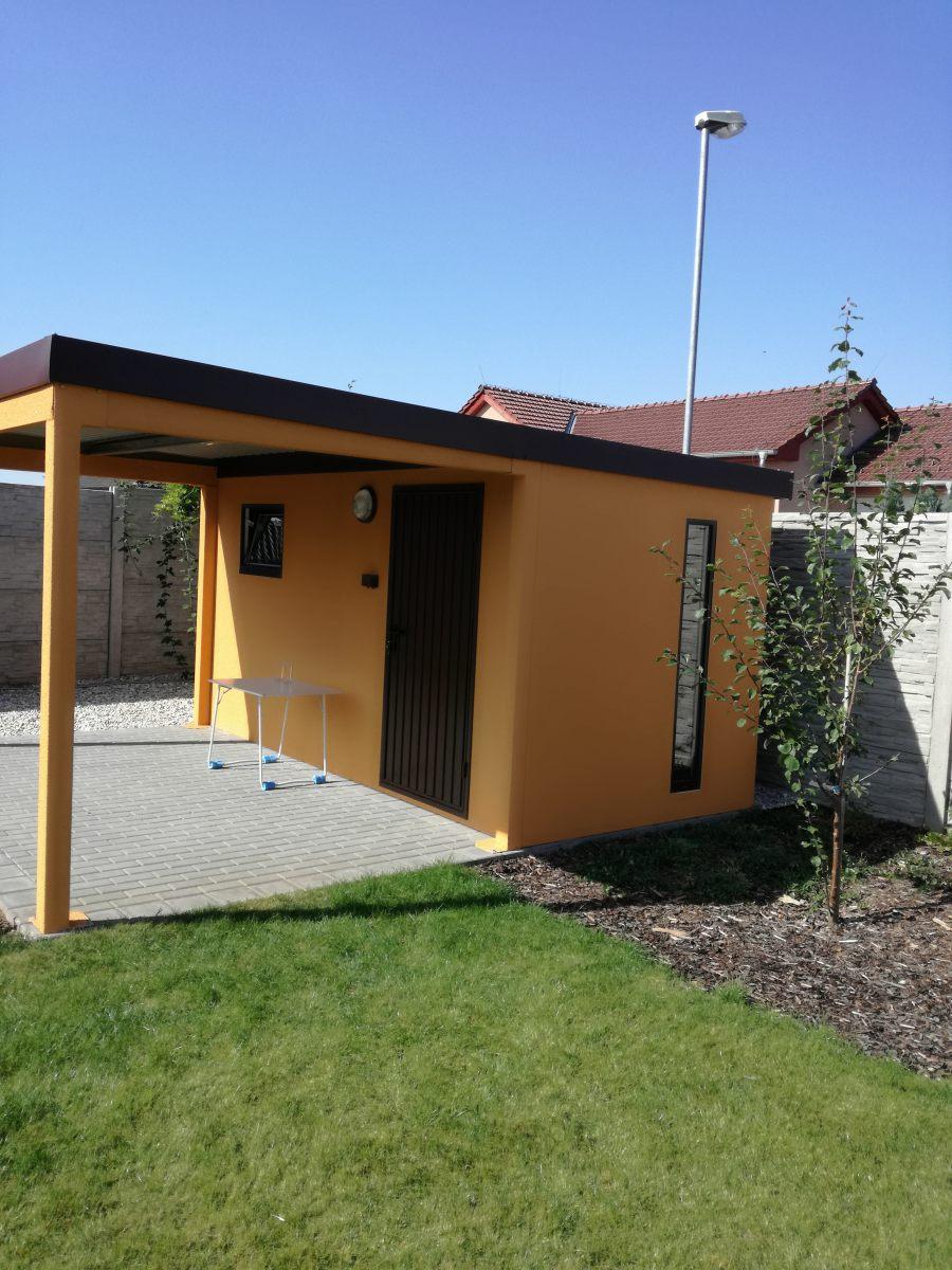 Montovaný zahradí domek - Brno 1