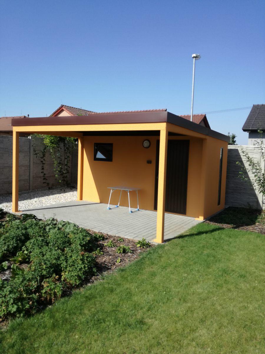 Montovaný zahradí domek - Brno 2