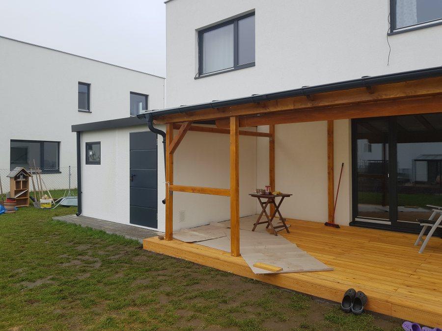 Zahradní domek - ModerniGarazeCZ