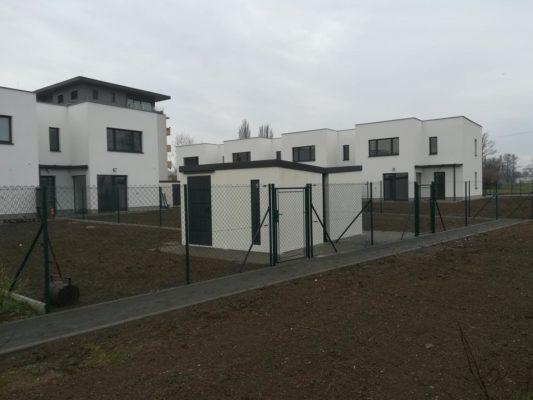 Montované zahradní domky