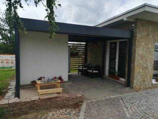 Montovaný zahradní domek